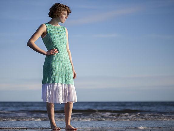 Sea Vines Dress